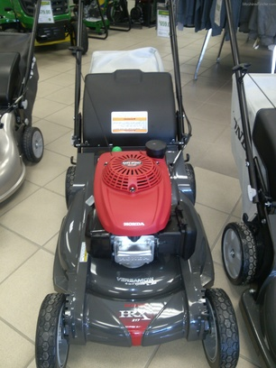 2012 Honda HRX2173HZAGR12 LAWN MOWER ELECTRIC START