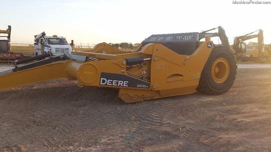 2015 John Deere 2412E - Scrapers / Pull Pans - John Deere ...