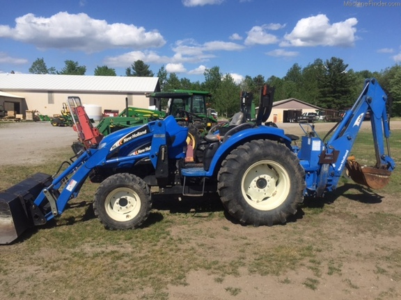 New Holland Compact Utility Tractor : New holland tc a compact utility tractors john