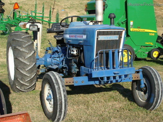 Tractor Parts Finder : Ford tractors utility hp john deere