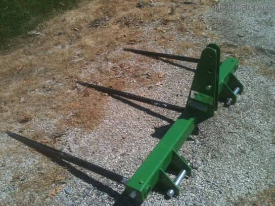 2012 Frontier HS2003 3 Point Rear Bale Mover