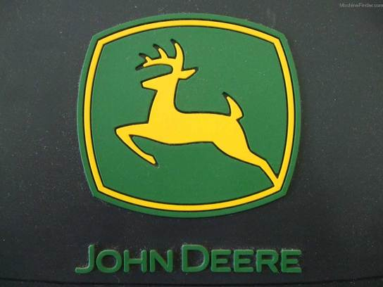 2009 John Deere Green star AMS