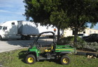 2009 John Deere HPX High-Performance Utility Vehicle