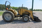 2004 Caterpillar CHALLENGER MT297