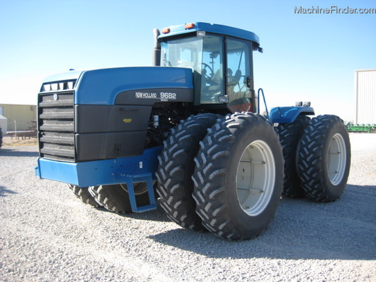1997 New Holland 9682