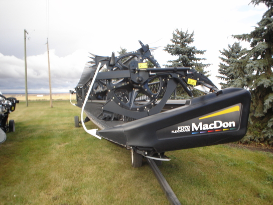 2012 Mac Don FD70