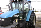 1998 New Holland TS110