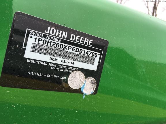 John Deere 5075M