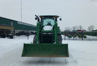 2010 John Deere 7630 with 746SL