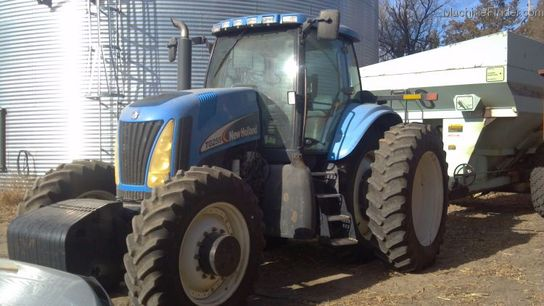 2004 New Holland TG255