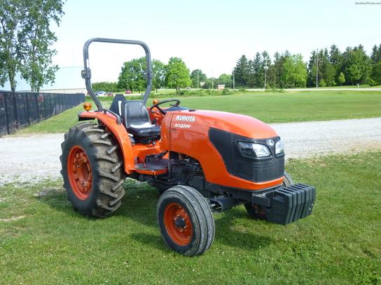 Kubota Tractor Weights : Kubota mx tractors utility hp john