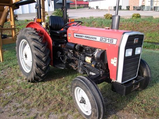 Massey Ferguson 231 Tractor : Massey ferguson s tractors utility hp