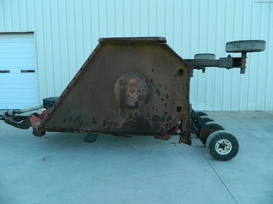 2000 Bush Hog 3615 Rotary Cutters Flail Mowers Shredders