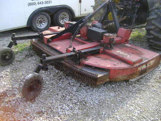 2002 Bush Hog 3008 Rotary Cutters Medium Duty John
